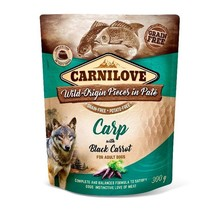 Pate (pouch) Carp with Balck Carrot 300g