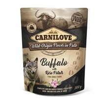 Paté (pouch) Buffalo with Rose Petals 300g