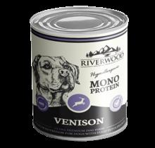 Natvoer Mono Protein Venison 400 Gram