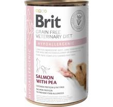 Brit Veterinary Diet Hypoallerganic can  400 gram