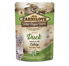 Pouch Cat Duck 85 gram (eend)