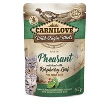 Pouch Cat Pheasant 85 gram (fazant)