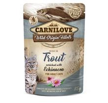 Pouch Cat Trout 85 gram (forel)