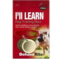 Mikki Dog Training Discs