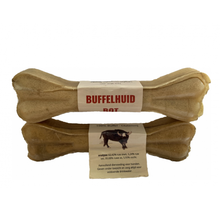 Buffelhuid geperste kluif 12 inch (30 cm)