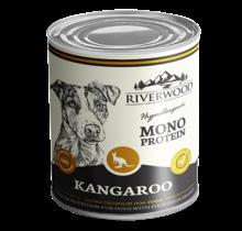 Riverwood natvoer Mono Protein Kangaroo 400 gram