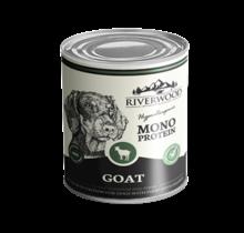 Riverwood natvoer Mono Protein Goat 400 gram