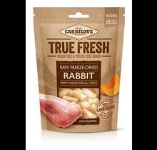 Raw freeze-dried Rabbit trainer 40 gram