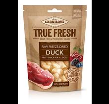Raw freeze-dried Duck trainer 40 gram
