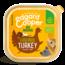 Edgard & Cooper Kuipje Biologisch Kalkoen 100 gram