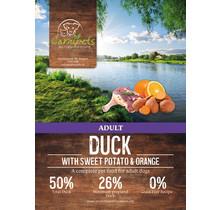 Carnipets Grain Free Adult Duck 2 kg