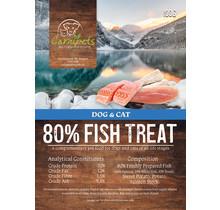 Carnipets Grain Free Treat (trainer) Fish 100 gram