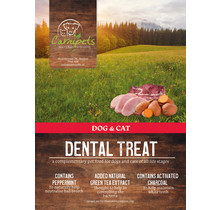 Carnipets Grain Free Treat (trainer) Dental 70 gram