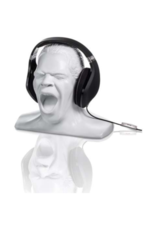 Oehlbach XXL HP White headphone stand