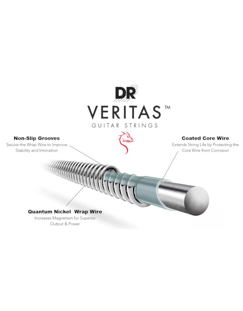 DR VTE-10 Veritas elektrische gitaar snaren