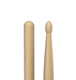 Promark 5A wood tip