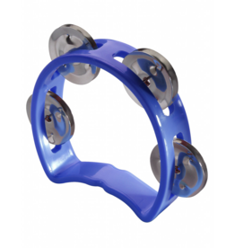 Stagg Mini tambourine blue
