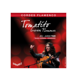 Savarez Flamenco snaren normale spanning
