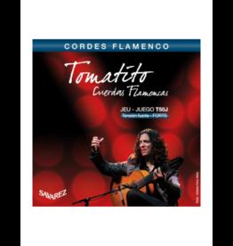 Savarez Flamenco snaren hoge spanning