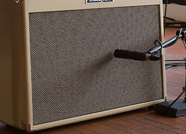 Instrument Amplifiers