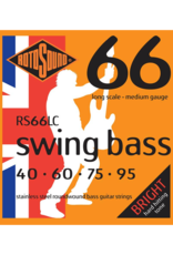 Rotosound RS66LC Light gauge bass guitar strings