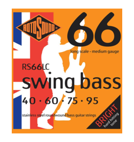 Rotosound Swing bass strings  40-95