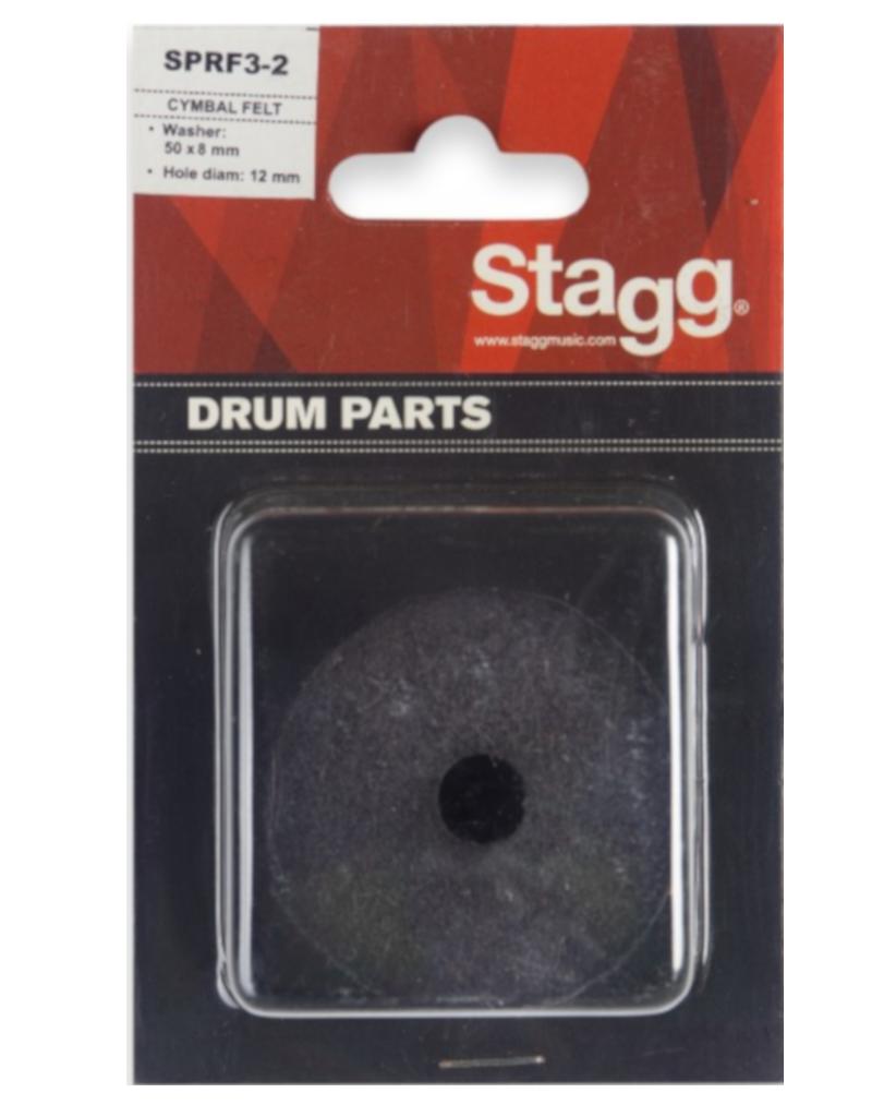Stagg SPRF3-2 Bekkenvilt 50mm 2-pack