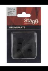 Stagg SPRF2-4 Bekkenvilt 25mm 4-pack