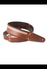 RightOn! Race brown guitar strap