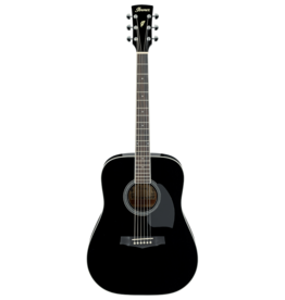 Ibanez PF15BK acoustic guitar