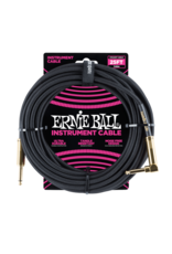 Ernie Ball 6058 Instrument cable 7.6 m (25FT) black