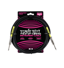 Ernie Ball Instrument cable 3 m (10FT)