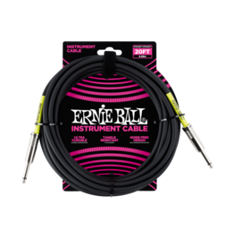 Ernie Ball Instrument cable 6 m (10FT)