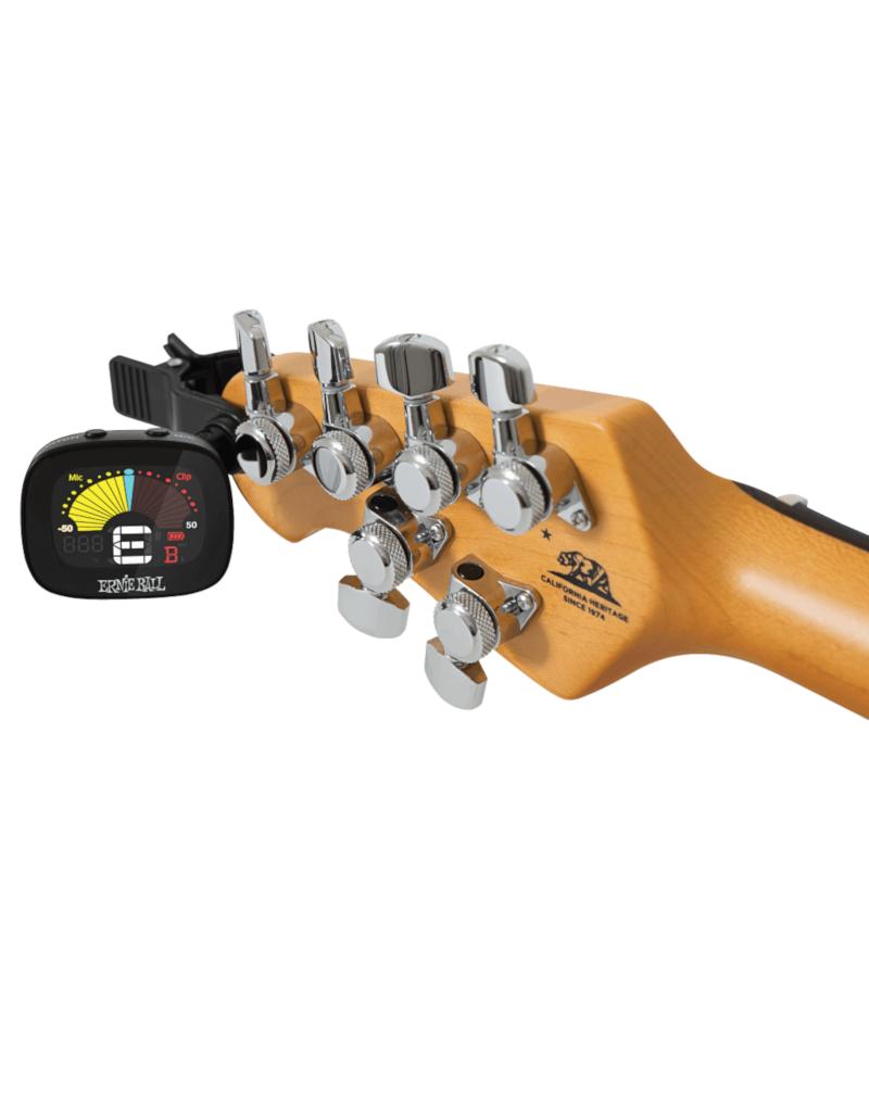 Ernie Ball FlexTune clip-on tuner