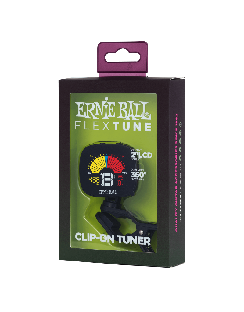Ernie Ball FlexTune stempapparaat