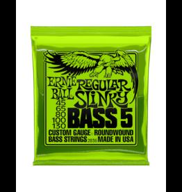 Ernie Ball Regular slinky bass 5-string 045-130