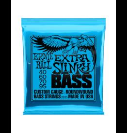 Ernie Ball Extra slinky bass 040-095
