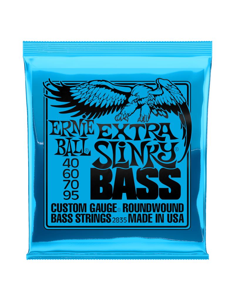 Ernie Ball 2835 Extra slinky basgitaar snaren 040-095