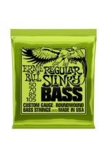 Ernie Ball 2832 Regular slinky bass basgitaar snaren 050-105
