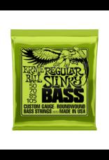 Ernie Ball 2832 Regular  slinky bass, bass guitar strings 050-105