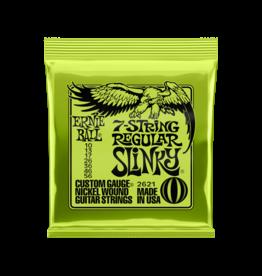 Ernie Ball Regular slinky 7-snarig gitaar snaren 010-056