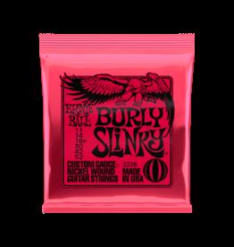 Ernie Ball Burly slinky gitaar snaren 011-052