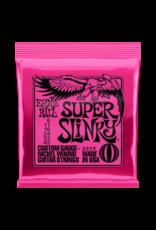 Ernie Ball 2223 Super slinky elektrisch gitaar snaren 009-042