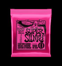 Ernie Ball Super slinky guitar strings 009-042