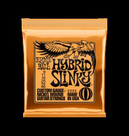 Ernie Ball Hybrid slinky gitaar snaren 009-046