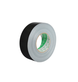 Nichiban Gaffa tape 50 mm, 50 meter, zwart