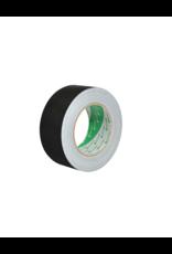 Nichiban Gaffa tape 50 mm, 25 meter, zwart