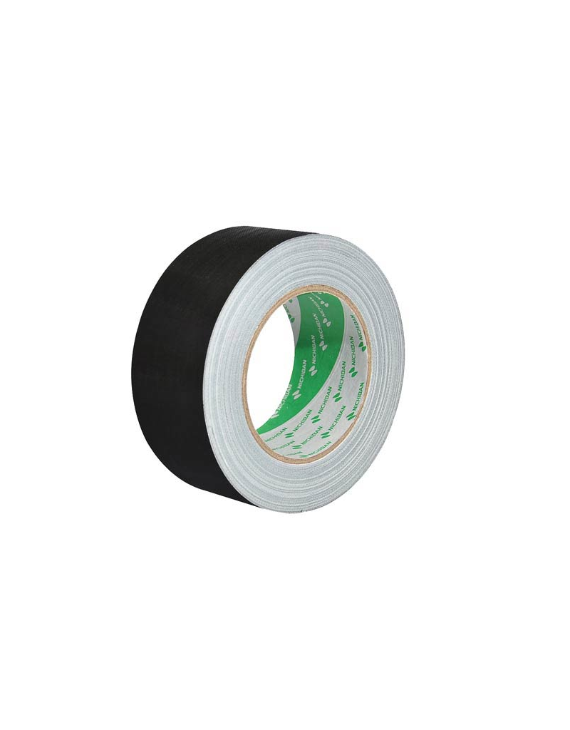 Nichiban Gaffa tape 50 mm, 25 meter, black
