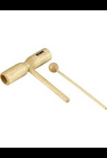 NINO 570 Wooden tone block small