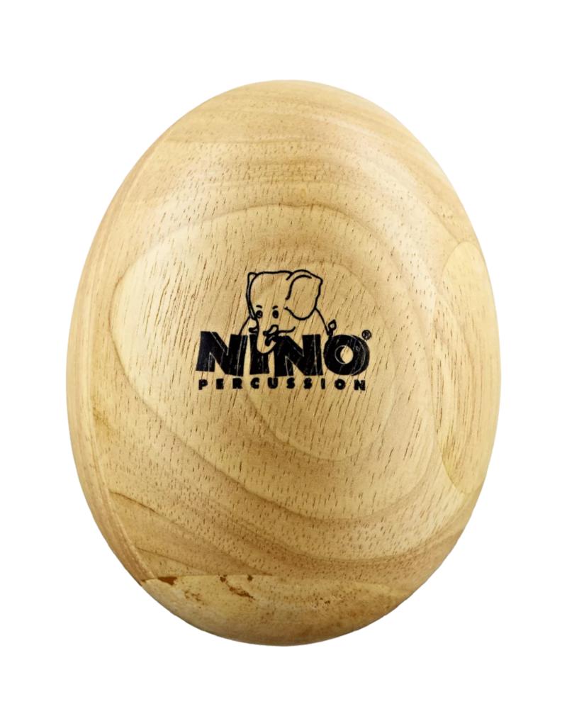 NINO 564 Wooden egg shaker large